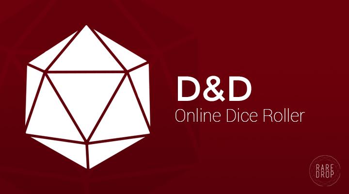 D&D Dice Roller